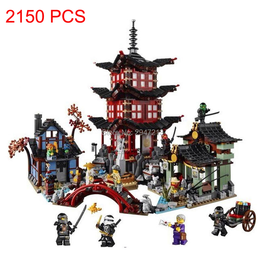 compatible LegoINGlys NinjagoINGlys Temple Village Building Blocks model mini Kai Zane Jay Wu Cole nya lloyd figures brick toys ninjagoeingly cole jay cole zane lloyd sensei wu nya lloyd nadakhan dogshank blocks toys for childre compatible with legoeinglys
