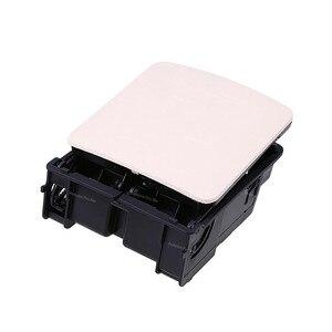 Image 3 - 1K0862532 1KD862532 وحدة التحكم المركزية مسند الذراع الخلفي كأس حامل مشروبات لشركة فولكس فاجن جيتا MK5 5 جولف MK6 6 MKVI EOS