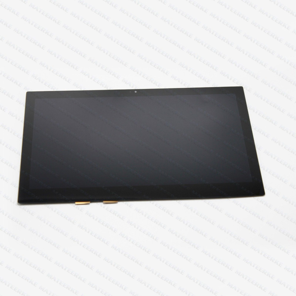 Free Shipping 13.3 LCD Touch Screen Assembly Display For Dell inspiron P57G 2-in-1 1366*768 lp133wh2 sp b1 for dell inspiron 13 7359 digitizer lcd touch screen assembly led display replacement 1366 768
