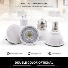 LED COB Downlight 6W 220V 240V 260V Recessed LED Spot Light 2835 lamp beads lumination Indoor Decoration Ceiling panel light