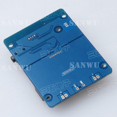 DC 12V 24V TPA3118 30W + 30W Wireless Bluetooth Audio Receiver Stereo Digital Power Amplifier Board AUX Audio input For Speakers Multan