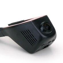 Hotaudio/Dasaita автомобильный Wifi DVR Скрытая установка HD камера 170 градусов Поддержка приложения управление 1920*1080P g-сенсор