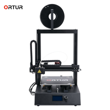 Ortur4 All-metal 3d Printer 100-150MM/S Speed All Linear Guide Rail House Imprimante 3d 9 Point Auto Bed Leveling Impresora 3d