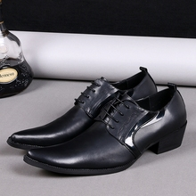 zapatos de hombre vestir formal black genuine leather wedding mens shoes low heels dress oxford male