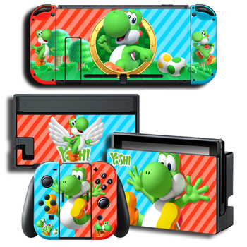 Sticker Nintendo Switch Yoshi