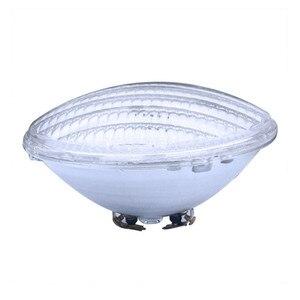 Image 1 - Luz de piscina RGB Par56, foco IP68 AC12V AC24V, 15W 18W 24W, bombilla para fuente IP68, impermeable, lámpara de luz subacuática para exteriores