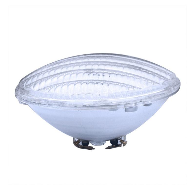 RGB Par56 Swimming Pool Light IP68 AC12V AC24V SpotLight 15W 18W 24W Fountain Bulb IP68 Waterproof Underwater Outdoor Light Lamp
