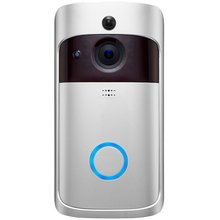 WIFI Visual Doorbell Camera Smart Video-eye Intercom HD Wireless Security Night View Video Ring