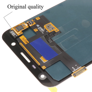 Image 5 - SUPER AMOLED ЖК дисплей 5,5 дюйма для SAMSUNG Galaxy J7 Duo 2018, J720, J720F, AMOLED ЖК дисплей, дигитайзер сенсорного экрана в сборе, регулируемый