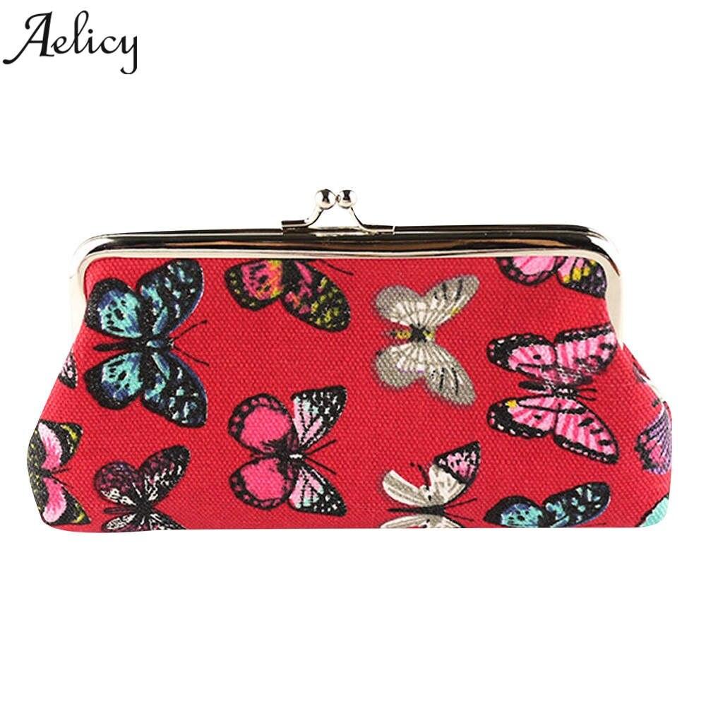 все цены на Aelicy Europe Style Wallet Women Vintage Animal Prints Women's Purses and Ladies Handbags Wallet Coin Purse Clutch Phone Bag онлайн