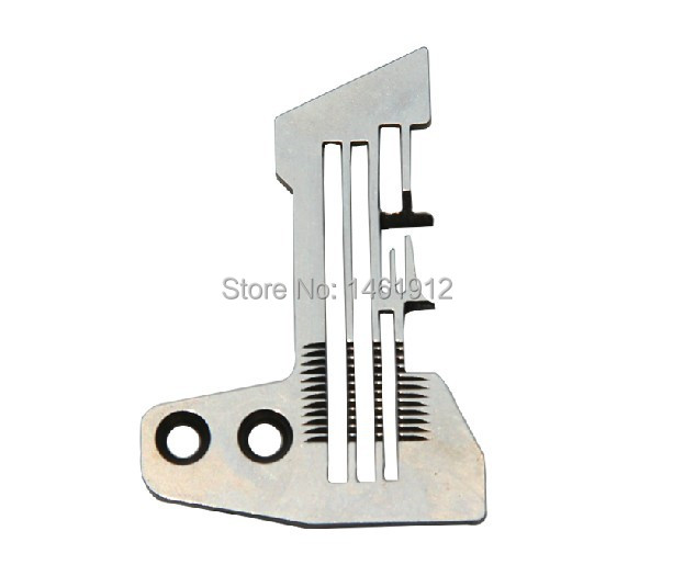 SIRUBA747 kao edge general overlock sewing machine (locked stitcher four wire board narrow kao needle plate