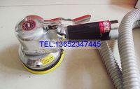 Taiwan Combest pneumatic circular vacuum sander grinding KYT CY 203DL grinding machine 125mm5 inch
