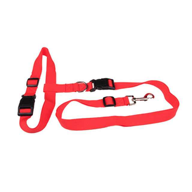Runners / Joggers Waist Dog Lead- Adjustable