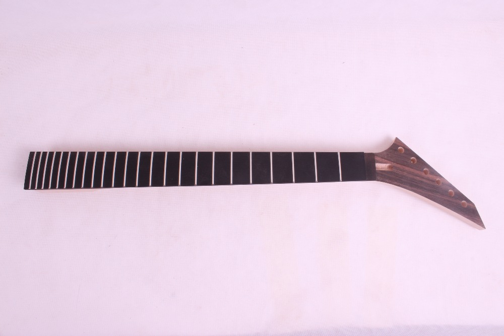 one  head   unfinished  Guitar neck electric guitar neck Solid wood 24 fret New   ROSEWOOD FINGERBOARD handmade new solid maple wood brown acoustic violin violino 4 4 electric violin case bow included