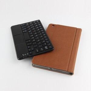 Image 3 - מקרה עבור Huawei MediaPad M5 8.4 מקרה SHT W09 SHT AL09 לוח מגנטי להסרה ABS Bluetooth מקלדת Case כיסוי