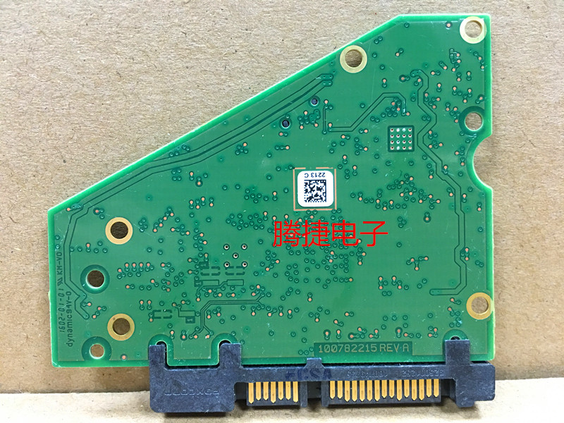 hard drive parts PCB logic board printed circuit board 100782215 for Seagate 3.5 SATA hdd data recovery hard drive repair