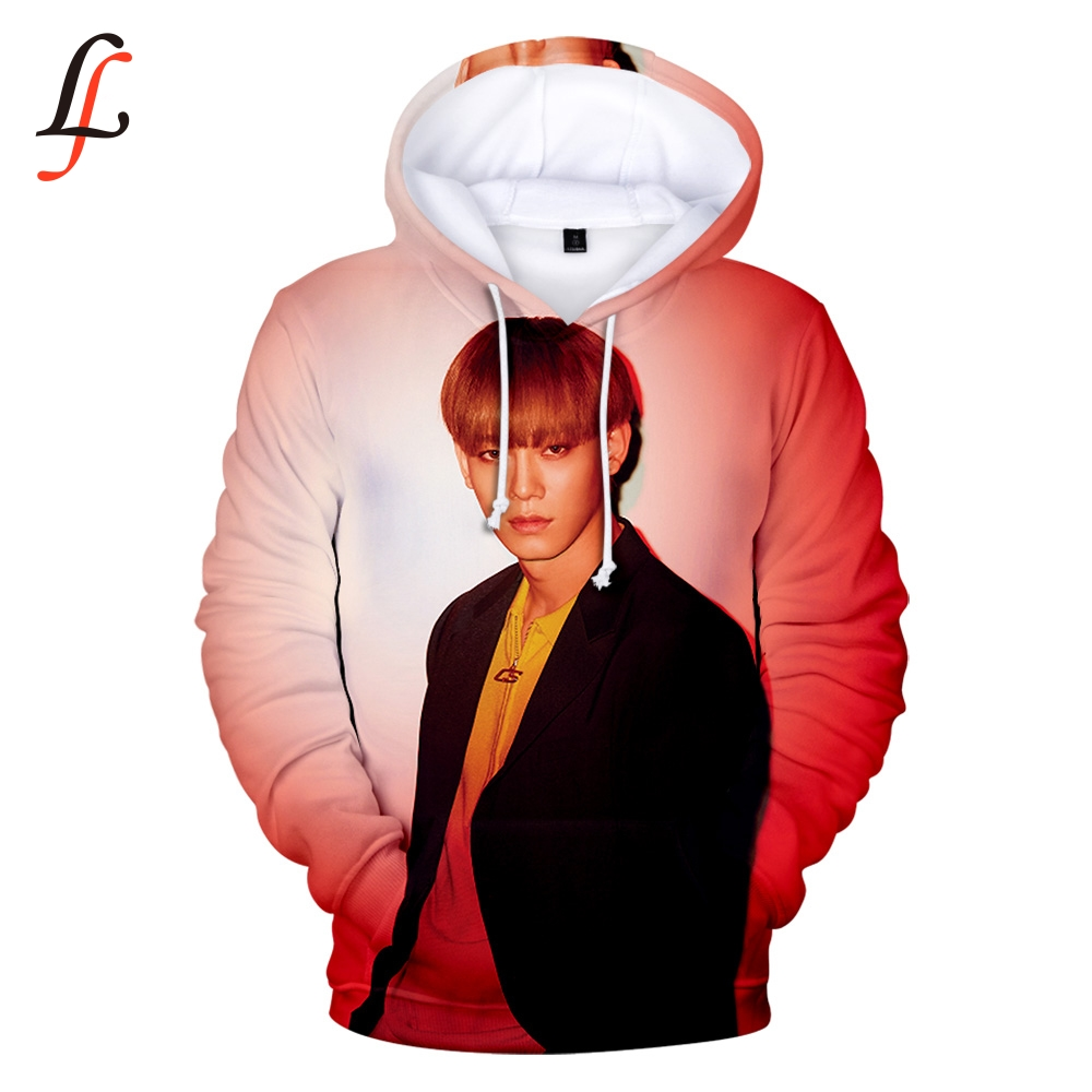 EXO Love Shot Hoodies