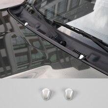 MOPAI Nueva ABS Accesorios Del Exterior Del Coche de Plata Lanza Aspersora Limpiaparabrisas Decoración Cubierta de Pegatinas Para Suzuki Jimny Car Styling