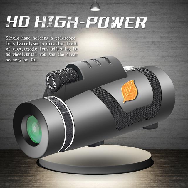 Handheld Night Vision Monocular 12X50 (Copy)