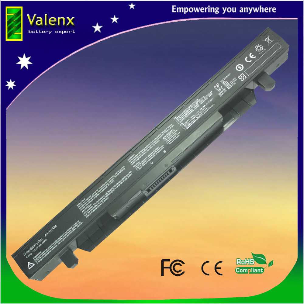 A41N1424 Laptop Battery For ASUS ROG ZX50 ZX50J ZX50JX ZX50V ZX50VW GL552 GL552J GL552JX GL552V