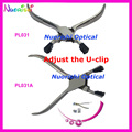 Frete grátis PL031 ( SF1016 ) 100% de garantia de qualidade azul cabeça alicate óculos alicate alicate profissional