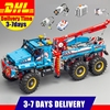 DHL Lepin 20056 1912Pcs The Ultimate All Terrain 6X6 Remote Control Truck Set Building Blocks Bricks