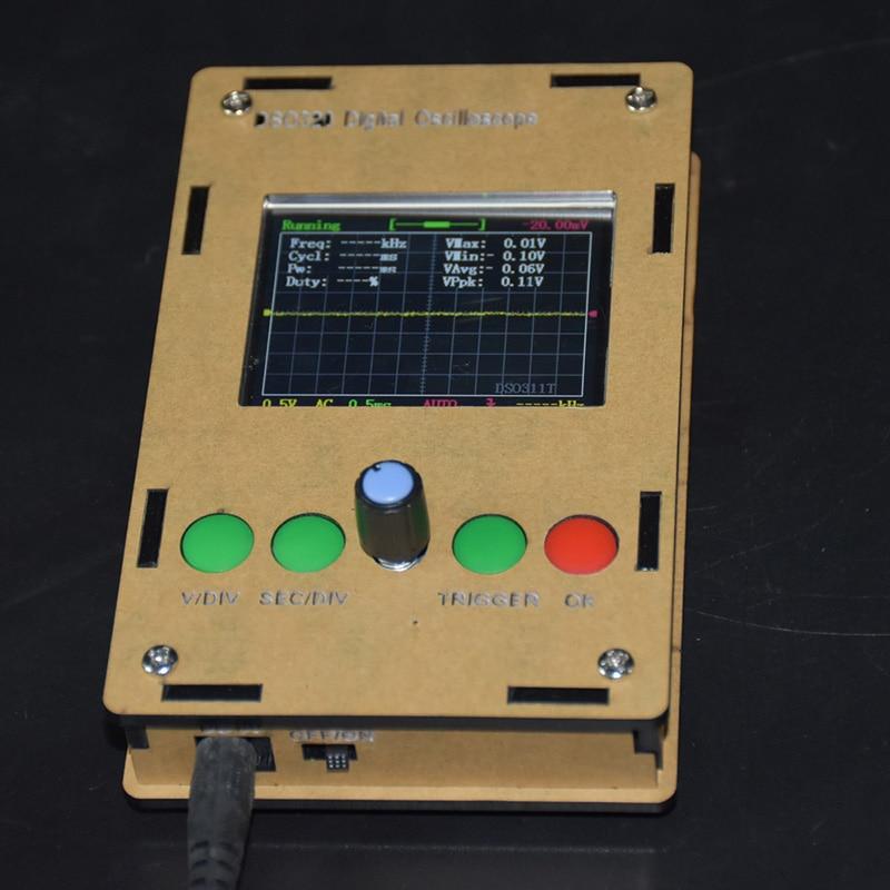 Mini Kit d'oscilloscope numérique 2.4
