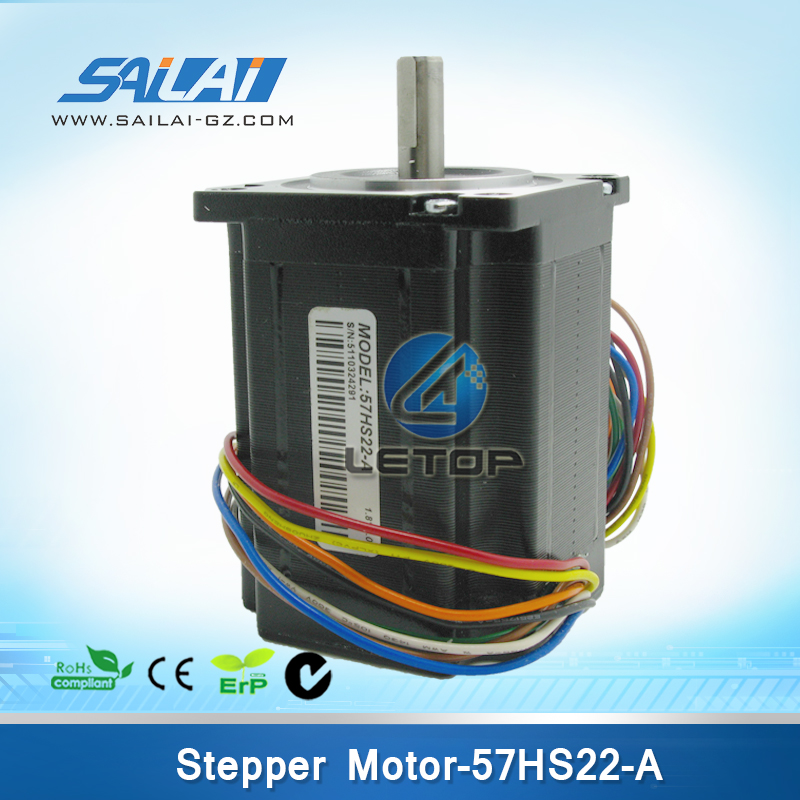 цена на Leadshine 57hs22 a stepper motor for DM442 stepper driver