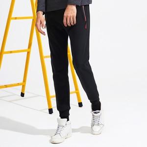 Image 3 - パイオニアキャンプ新厚みスウェットパンツ男性ブランドの服カジュアル冬フリースカジュアルパンツ男性の品質綿 100% AWK702321