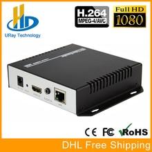 Урай MPEG4 HDMI к IP потоковым видео кодировщик H.264 RTMP кодер кодирующее устройство HDMI IPTV H264 с HLS HTTP RTSP UDP