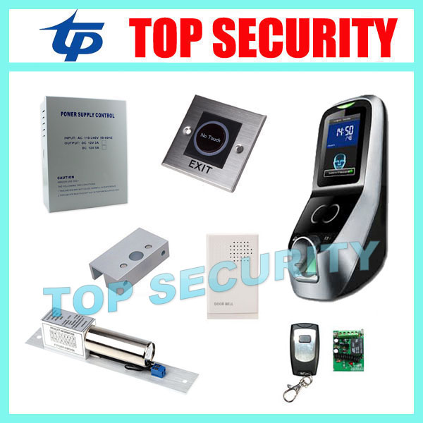 Face recognition access control system standalone single door face and fingerprint biometric door security access controller tcp ip biometric face recognition door access control system with fingerprint reader and back up battery door access controller