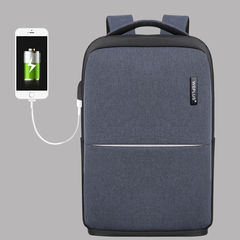 Laptop Backpack USB Charging Anti Theft Backpack Men Travel Backpacks School Bag Male Mochila Large Capacity Teenage Travel