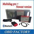 Tcs cdp plus 2016 nuevo diseño Multidiag pro + 2015.3 versión con bluetooth y la caja plástica libre activo en cualquier momento