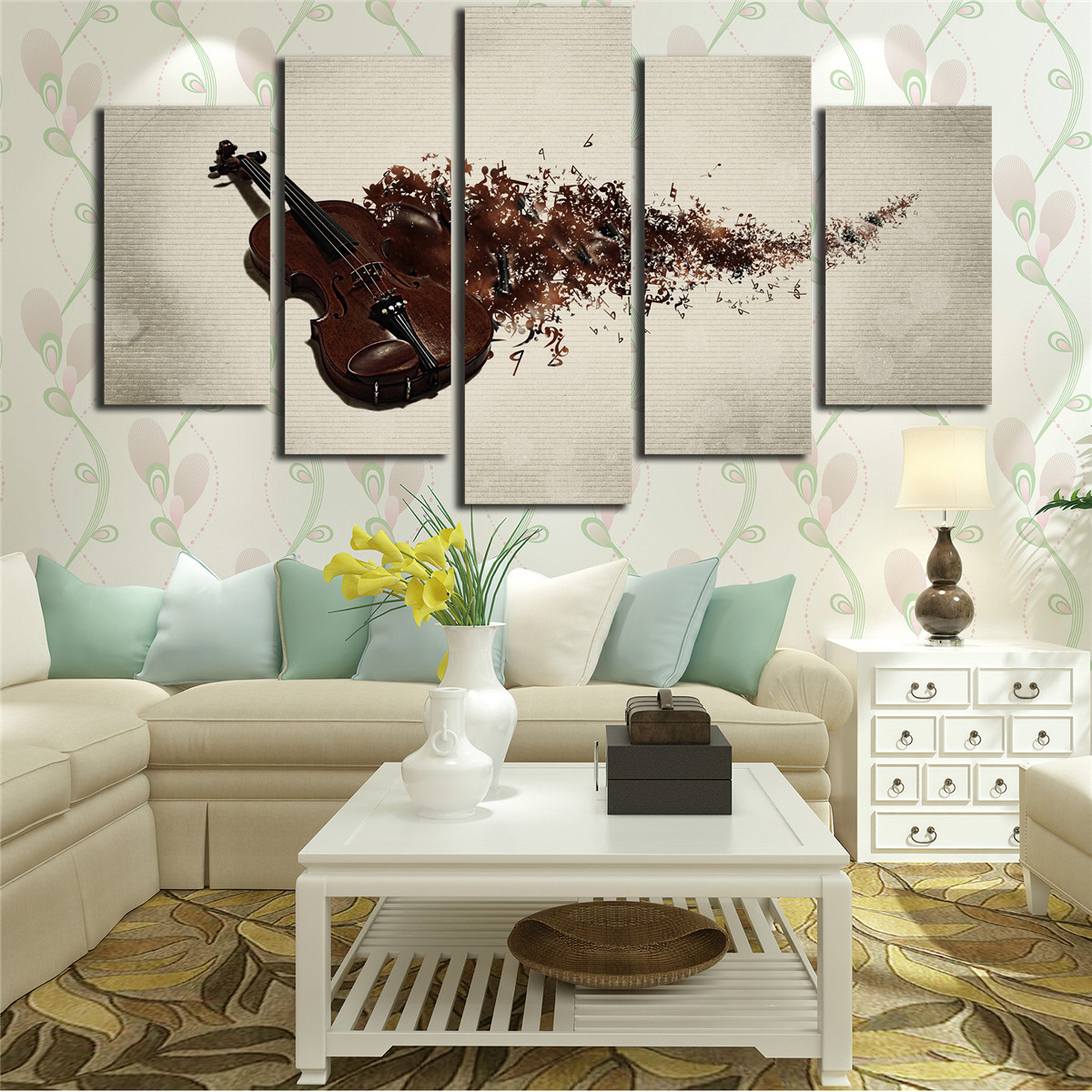 Buy vintage poster home decor canvas for International home decor stores