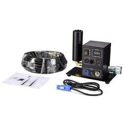 Maszyna do dymu CO2 wyświetlacz LED pojedyncza rura z 5 metrowym wężem w Oświetlenie sceniczne od Lampy i oświetlenie na