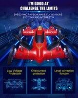 Oryginalny Syma X9/x9s Fly Samochód 2.4G 4CH Pilot RC Quadcopter Drone Helikopter Land/Niebo 2 Funkcji w 1 war chariot