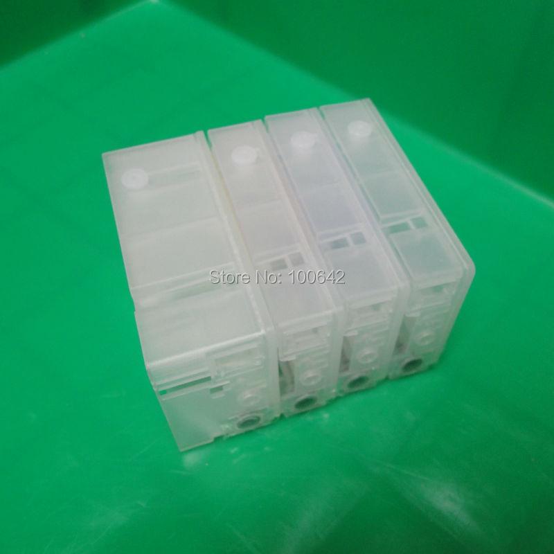 ФОТО 1set Refillable ink cartridge PGI-1500 PGI-1500XL for Canon MAXIFY MB2050 MAXIFY MB2354