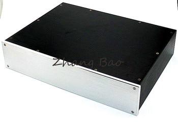 WA47 Audio Amplifier Chassis Shell Case Enclosure Box Aluminum 310x425x92mm