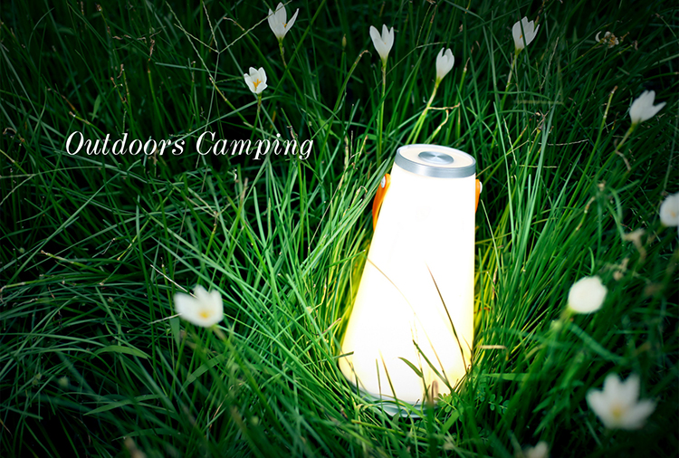 Feimefeiyou Creative Beau Portable Portable Extérieur LED Veilleuse - Veilleuses - Photo 4