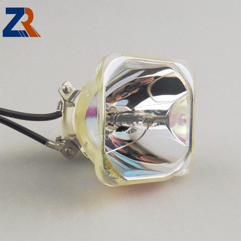ZR Лидер продаж 100% Новый Совместимость проектор Голые Лампа модель ELPLP25 Для EMP 52 EMP S1 PowerLite S1 V13H010L25