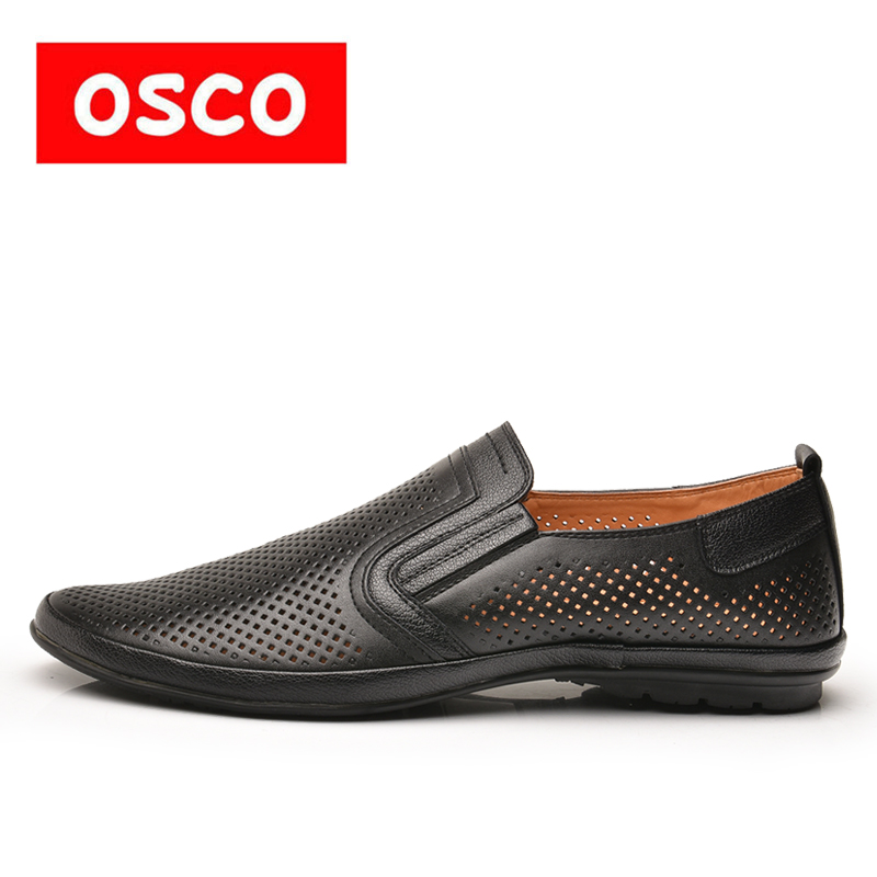 cheap sale buy big sale sale online OSCO Factory direct Spring and Summer New Men Shoes Fashion Men Casual Loafers Breathable Shoes Slip on#RU0024 995301 995301 ELZRZqzOZ
