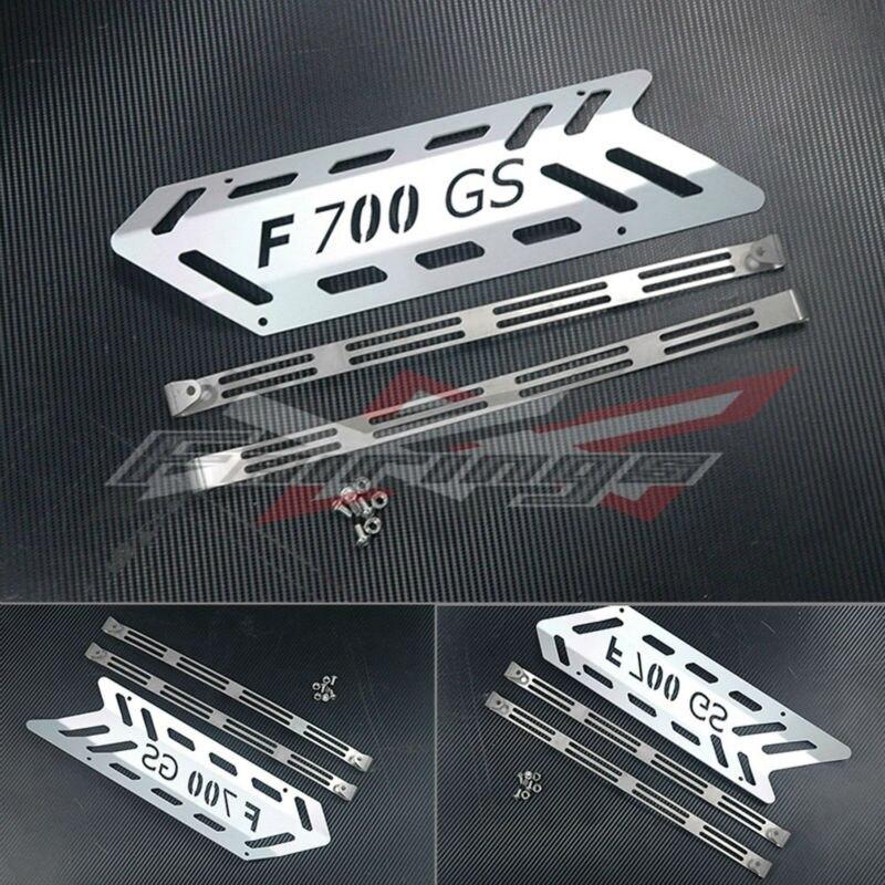Алюминиевый задний глушитель щит гвардии Крышка, пригодный для BMW F700GS