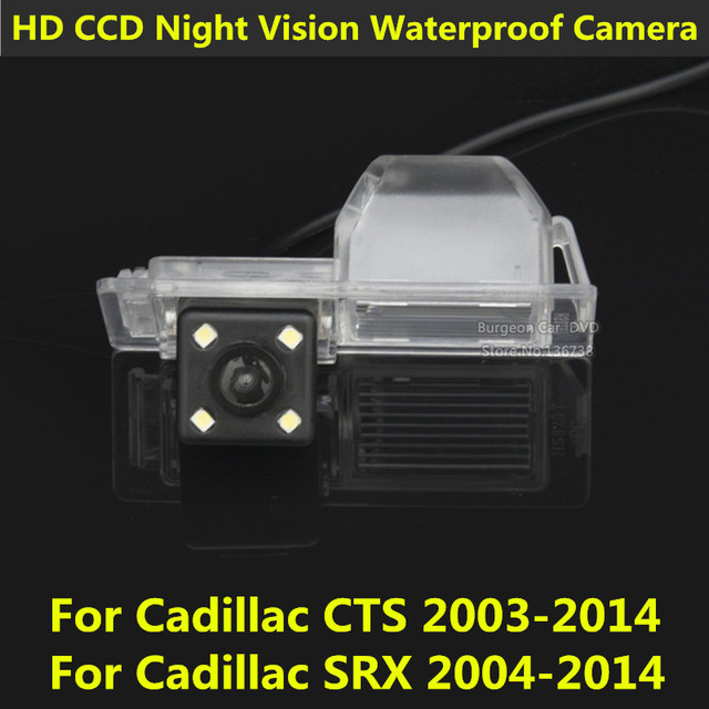 For Cadillac Cts Srx 2011 2012 2013 2014 Hd Ccd Night