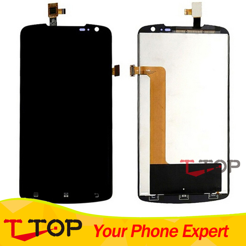5.5 LCD Replacement For Lenovo S920 LCD Display Screen and Touch Screen Panel Digitizer Assembly 1PC/Lot lenovo s920