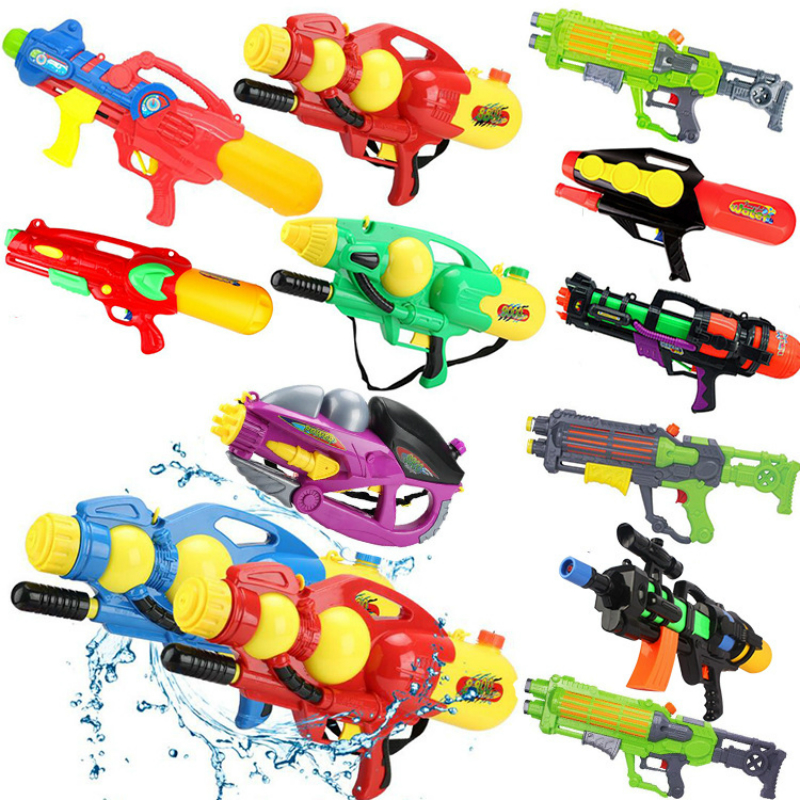 Children Water Toys Large High Pressure Water Gun Toy Air Pressure Beach Outdoor Activities Toy Summer Hot Sale Toy Water Guns