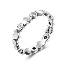 Forever Series Heart Finger Ring