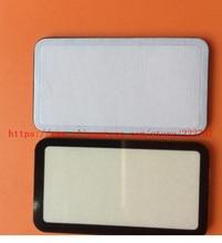 NOVO Top Display LCD Outer Janela Vidro Tampa (Acrílico) + FITA Para Nikon D850 Pequeno Protetor de Tela Digital Camera Repair Parte