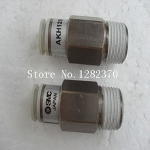 [SA] New Japan SMC original authentic spot check valve AKH12B-04S --10pcs/lot aq1500 m5 aq1510 01 brand new genuine authentic smc quick exhaust valve