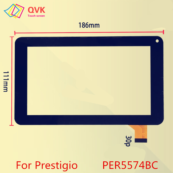 Black Touch Screen For Prestigio MultiPad PMP5297C PMP5670C PMP3970B PMP3570C PMP3470B GV7777 Touch Screen Panle