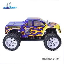HSP rontosaurus гоночный автомобиль 94111 1/10 4WD off road Электрический дистанционного управления Monster Truck 7.2 В 1800 мАч подобный REDCAT Himoto